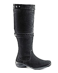 Legroom 2-in-1 Boots EEEEECurvy Calf
