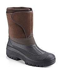 Groundwork Mens Snow Boots
