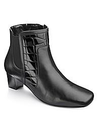 Van Dal Gusset Boots E Fit