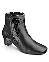Van Dal Gusset Boots EEE Fit