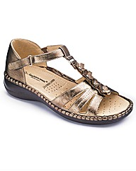 Cushion Walk Closed Back Sandals E