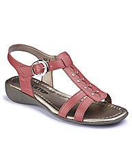 Easystep Buckle Sandals EEE Fit