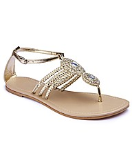 Sea by Melissa Odabash Sandals EEE Fit