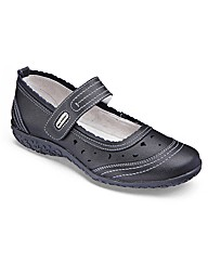 Lifestyle by Cushion Walk Bar Shoes EEE
