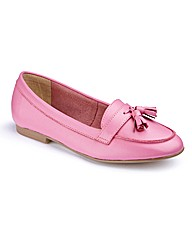The Shoe Tailor Ballerina Pumps EEE Fit