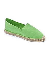 The Shoe Tailor Espadrilles E Fit