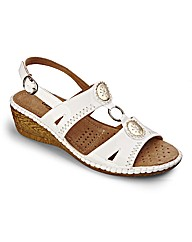 Cushion Walk Sandals EEE Fit