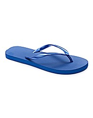The Shoe Tailor Flip Flops E Fit