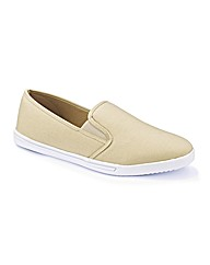 Southbay Mens Canvas Shoes Ex Wide Fit