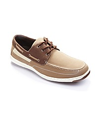 Cushion Walk Mens Shoe Wide Fit