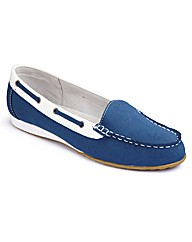 The Shoe Tailor Loafers EEE Fit