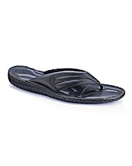 Southbay Mens Toe Post Sandals