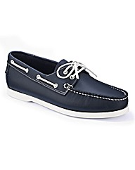 Williams and Brown Lace Boat Shoes