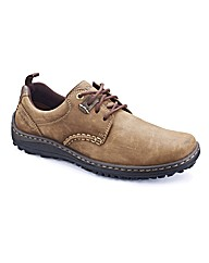 Hush Puppies Mens Lace Shoes Dual Fit