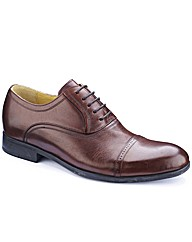 Steptronic Mens Lace Shoes Standard Fit