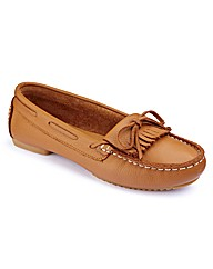 Footflex by Lotus Loafers E Fit
