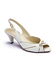 Van Dal Slingback Shoes E Fit