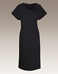 Roland Klein Dress With Neckline Detail
