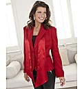 Coleen Nolan Tailored Jacket With Tie