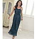 Coleen Nolan Maxi Dress With Strap