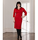 Coleen Nolan Jewel Trim Dress