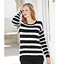 Long Sleeve Stripe Jumper