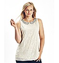 Mark Heyes Luxe Shell Top