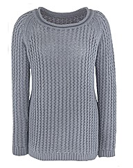Jumper with Open Weave
