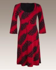 Arlene Phillips Petite Print Dress