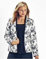 Mark Heyes Floral Print Jacket
