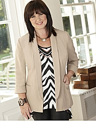 Coleen Nolan Tailored Jacket 27in 69cm
