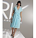 Roland Klein Knot Dress Length 41in