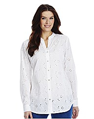 Embroidery Anglaise Blouse