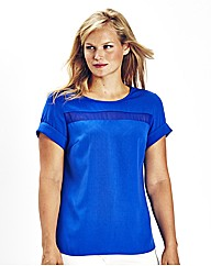 Ava By Mark Heyes Jersey Top