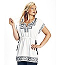 Mark Heyes Embroidered Kaftan
