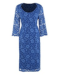 Coleen Nolan Lace Dress