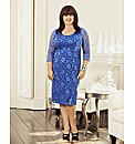Coleen Nolan Lace Dress
