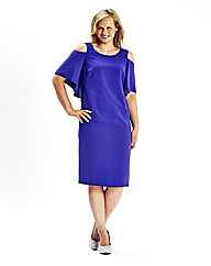 Mark Heyes Cold Shoulder Dress