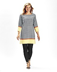 Mark HeyesTribal Print Tunic