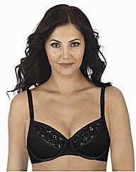 Triumph Cotton Lace Comfort Bra