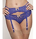 Gossard Luxury Lace Suspender