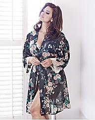 Anna Scholz Vintage Rose Kimono