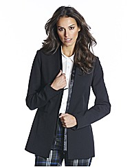 Ava By Mark Heyes Tuxedo Jacket