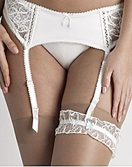 Lepel Bouquet Garter