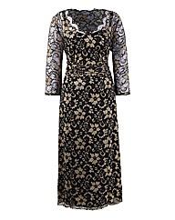 Ava By Mark Heyes Lace Dress