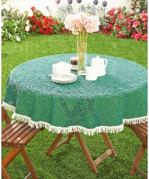 All Weather Garden Tablecloth