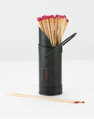 Match Holder and Matches