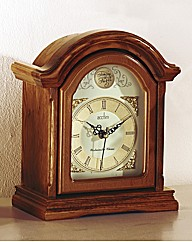 Redbridge Radio Controlled Mantel Clock