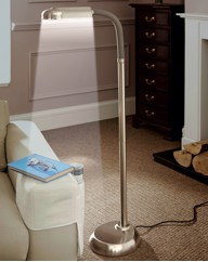 Near Daylight Floor Lamp