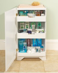 Bathroom Drawer Cabinet